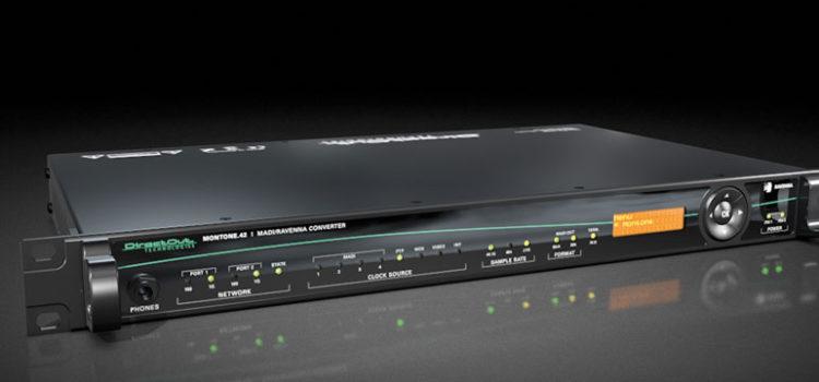 DirectOut Technologies integra Waves SoundGrid nel suo convertitore SG.MADI