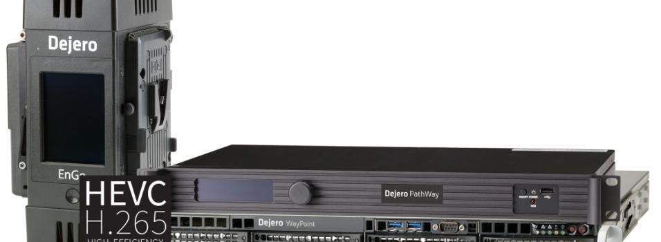 Soluzioni di trasporto video e connettività  Dejero