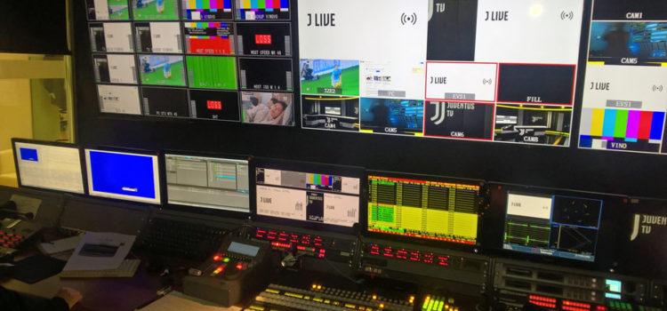 Juventus TV: tutto nel cuore dello stadio