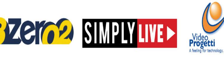 3zero2 sceglie Vibox di Simply Live per le produzioni sportive dal vivo