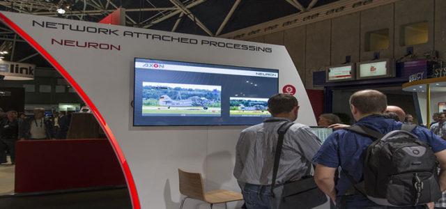 Il Network Attached Processor di Axon