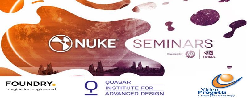 Seminario Nuke Skill Up a Roma