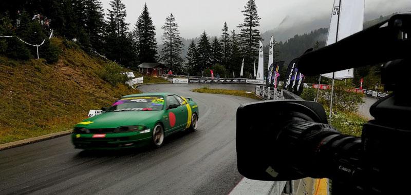 Il campionato francese di Drift e Livesat
