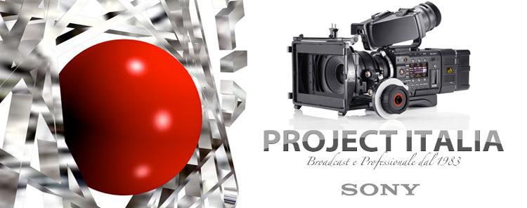 Il 4 dicembre a Firenze lo show di Sony a Project Italia