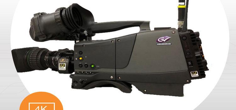 Le videocamere HDR Grass Valley 4K di Euro Media Group per lo sport