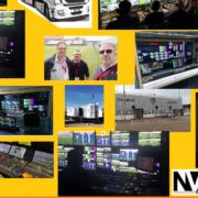Il nuovo mezzo mobile NVP OB-6 è sulla strada