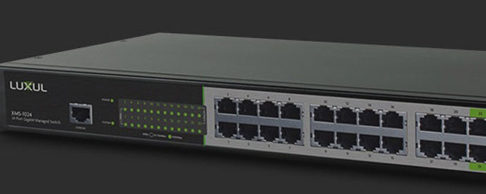 Luxul, Networking Solutions ad ISE 2019