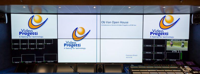 Nuovo OBvan Videoprogetti presentato a Figline Valdarno il 2 aprile 2019
