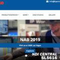 Bannister Lake la 2019 NAB Show Broadcast Engineering e Information Technology Conference (BEITC)