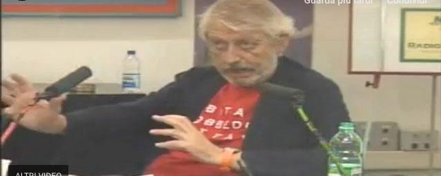 È morto Massimo Bordin, voce storica di Radio Radicale