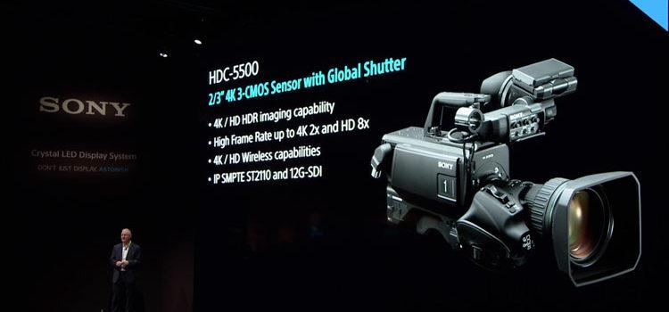 Sony rilancia in 4K