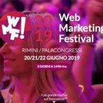 Web Marketing Festival, a Rimini dal 20 al 22 giugno