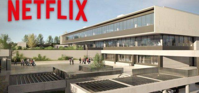 Netflix, nuovo centro di produzione a Madrid