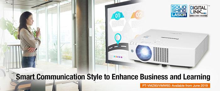 MiR2019:  Panasonic pronta a stupire con prodotti innovativi Visual e Broadcast