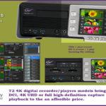 I registratori digitali di Grass Valley
