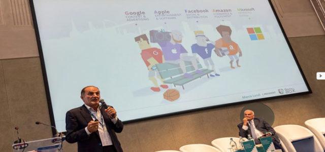 """L'ex top manager (italiano) di Apple: """"L'Europa deve tornare protagonista dell'innovazione"""""""