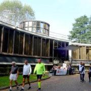 Il canale inglese nel Centro Rai del parco di Monza?