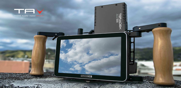 Teradek ACE 500: il più leggero e compatto sistema video wireless