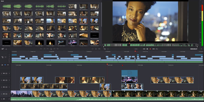 Video Progetti con DaVinci Resolve