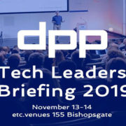DPP e il Tech Leaders' Briefing 2019