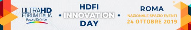 HDFI Innovation Day a Roma il 24 ottobre