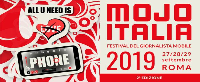 Mojo Italia, premiati i migliori mobile journalist