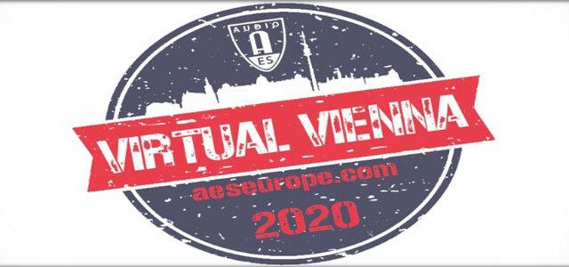 AES Int'l Convention (Virtual Vienna)