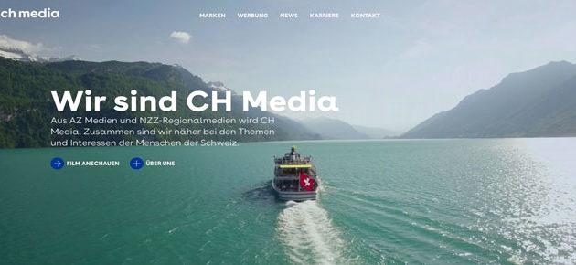 CH Media si rafforza in Svizzera