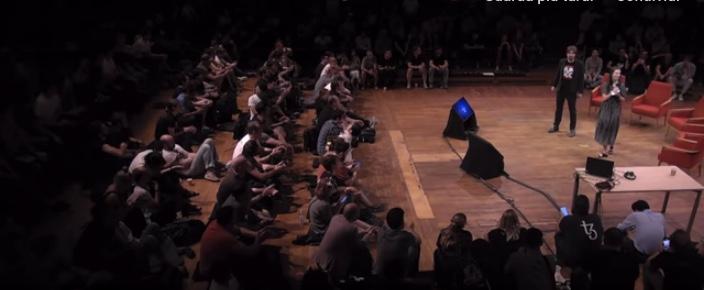"""Snowden al Web Summit: """"il potere dei big player è fuori controllo"""""""