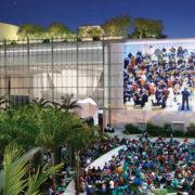 La New World Symphony di Miami e For-A per uno spettacolo unico