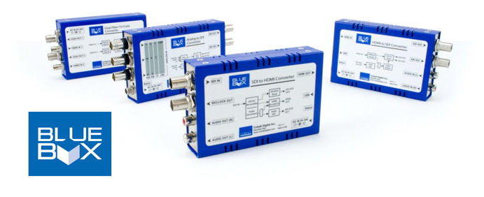 Blue Box Group (BBG): la Nuova Serie di Mini-Converters di Cobalt