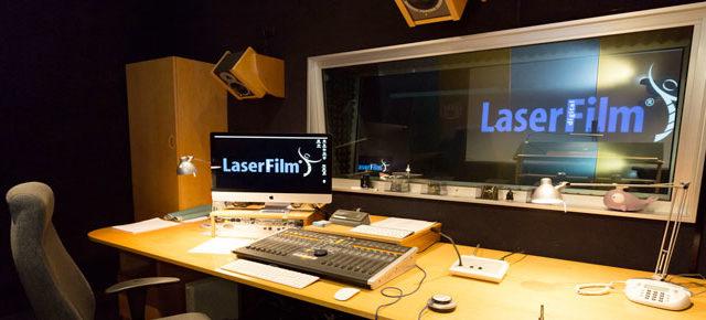 Laser Film salvaguarda i propri asset con Optical Disc Archive di Sony
