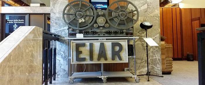 Riparte il Museo RadioTv RAI di Torino