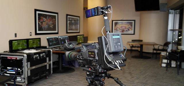 La tecnologia 5G nella produzione degli eventi sportivi live