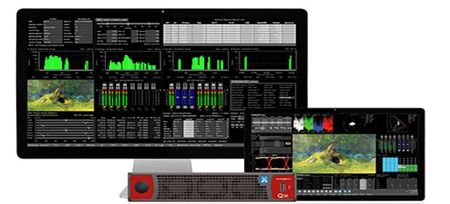 Phabrix per monitorare i flussi audiovideo IP e SDI