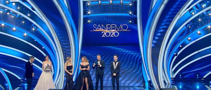Sanremo, riflettori sugli imbucati Rai
