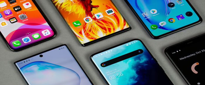 Smartphone, a febbraio – 38% di vendite