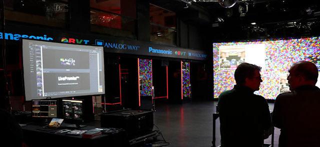 Panasonic proiettori LCD/Laser per istruzione business, anche 4K