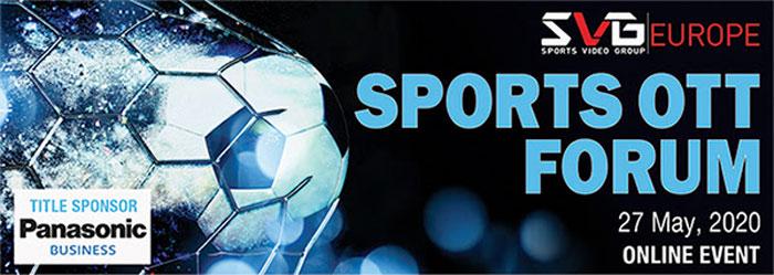 SVG: Sports OTT Forum
