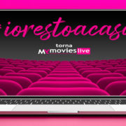 Le sale cinematografiche virtuali di #iorestoinsala