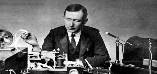 2 luglio 1897, inizia l'avventura di Guglielmo Marconi