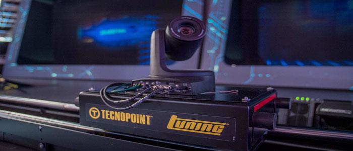 """Panasonic e Tecnopoint insieme per le riprese """"robotizzate"""""""